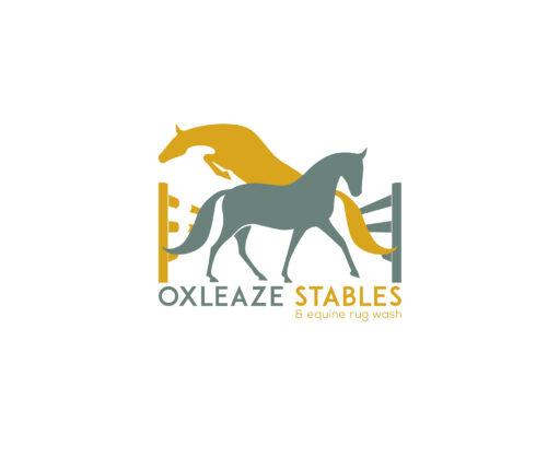Oxleaze Stables logo_white_background
